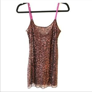 💗Free People sequined dress💗